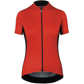 assos UMA GT SS Jersey Women national red